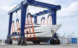 Manutention des bateaux