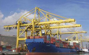 Aménagement des terminaux portuaires