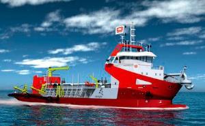 Navires de services et navires spéciaux