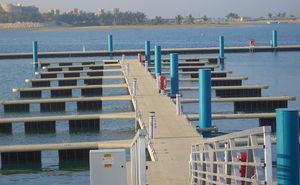 Aménagement des marinas