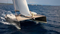 catamaran de course-croisire