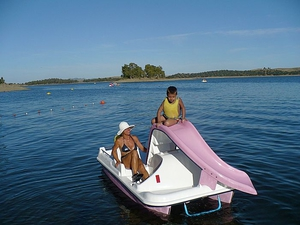 bateau-pedales