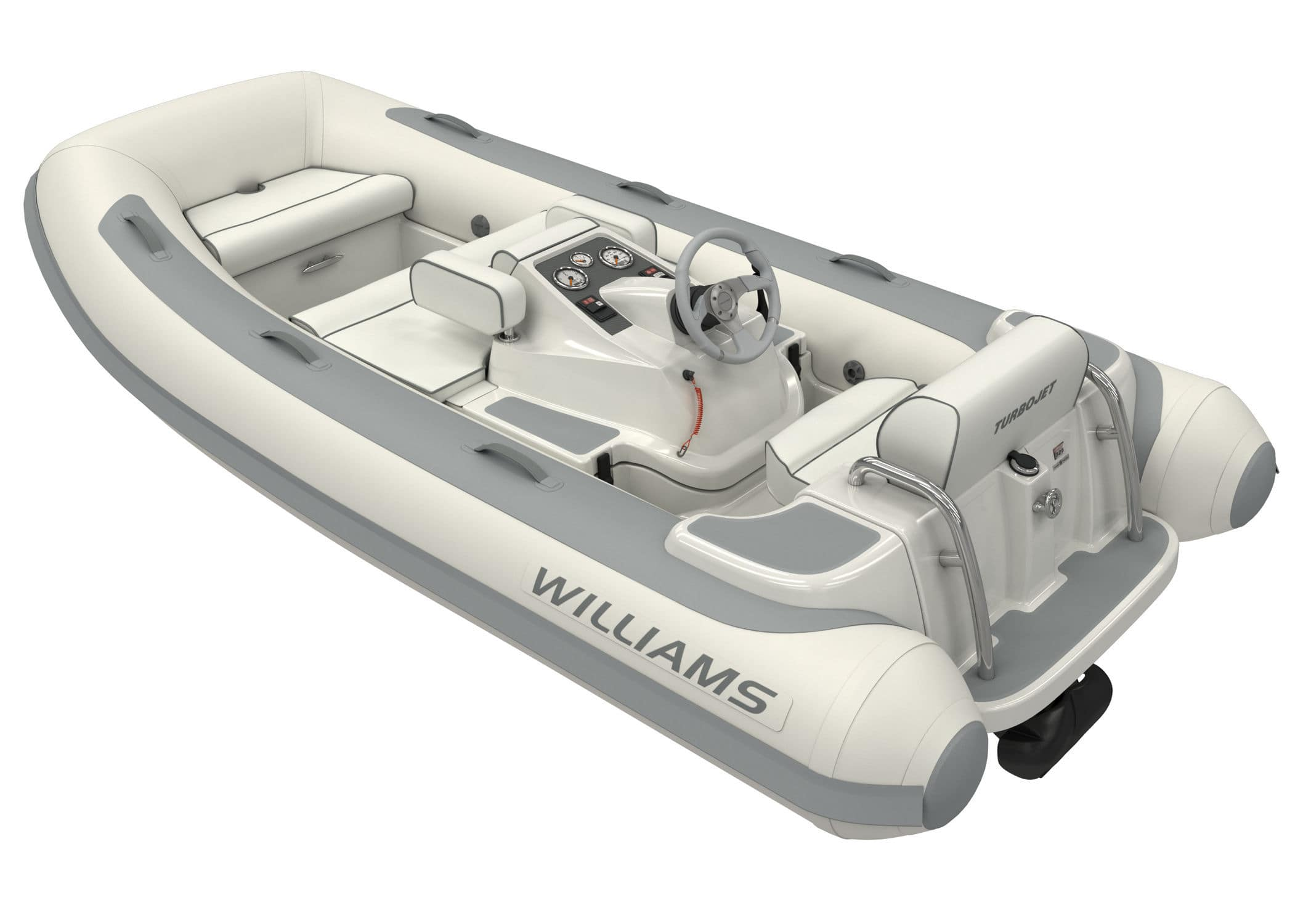 bateau williams