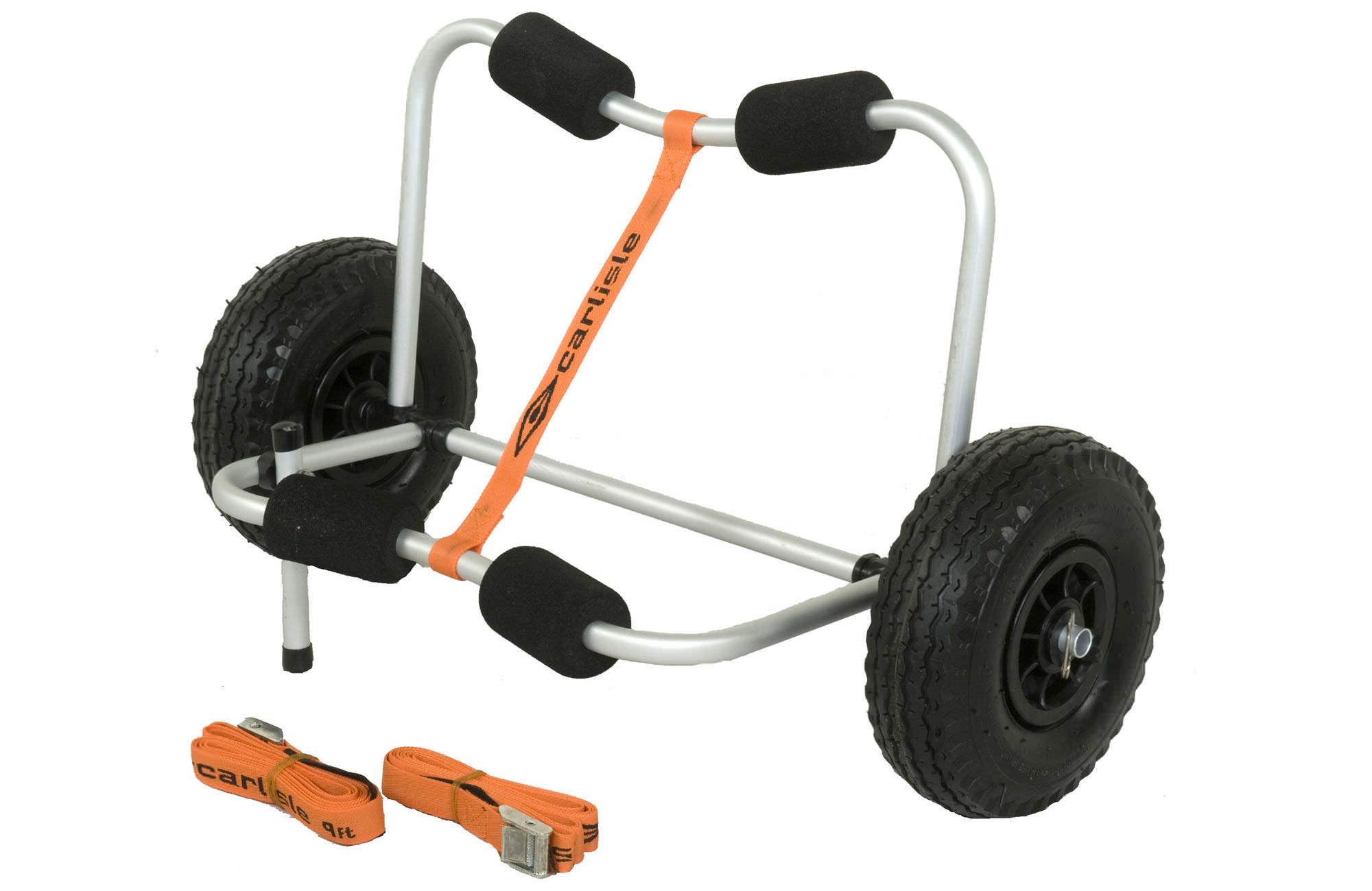 chariot pour kayak de mer