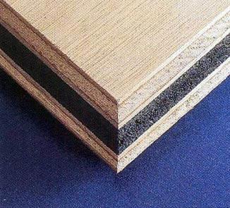 Isolation acoustique bois