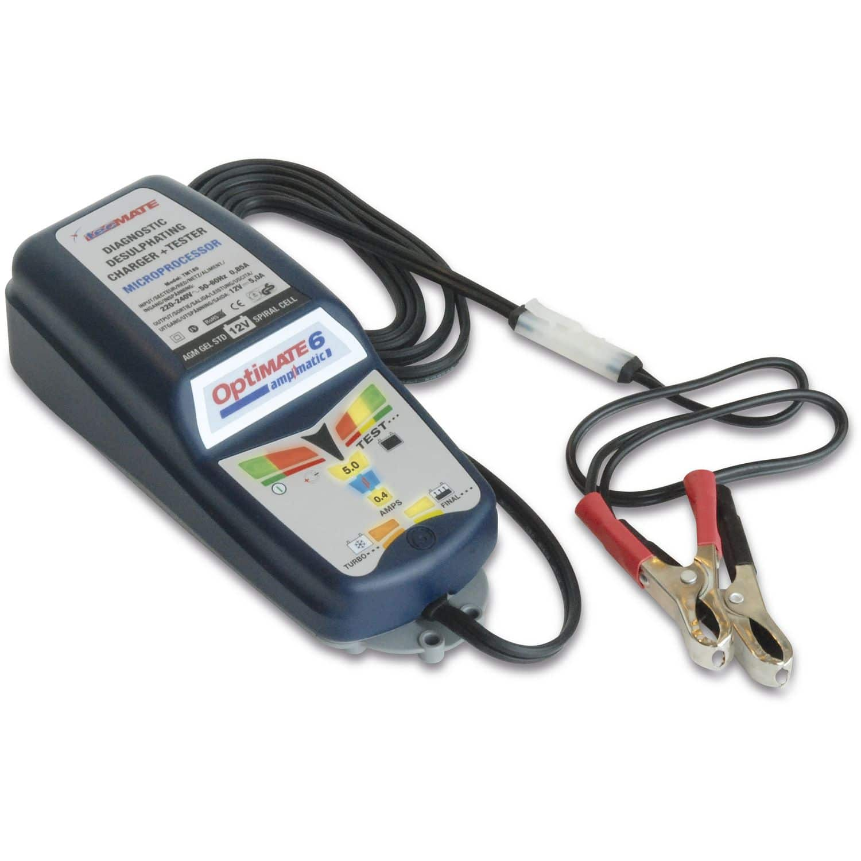 chargeur batterie optimate 4 mode d'emploi