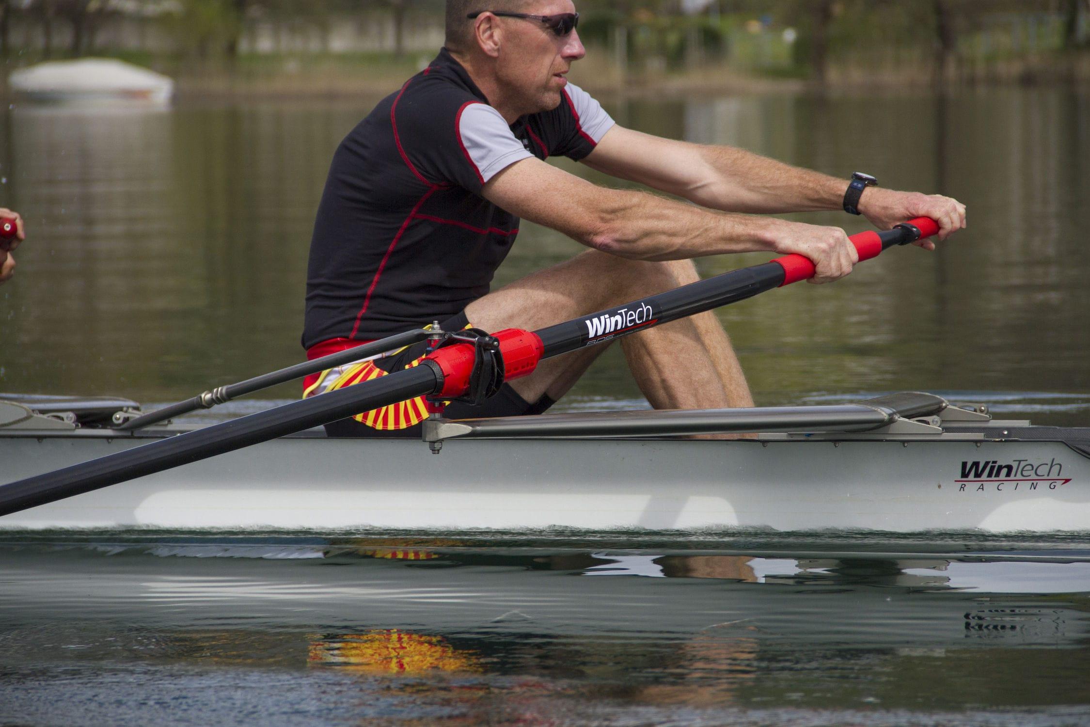 0dec47185132cd Aviron pour skiff / réglable / en carbone - RDS - Wintech Racing