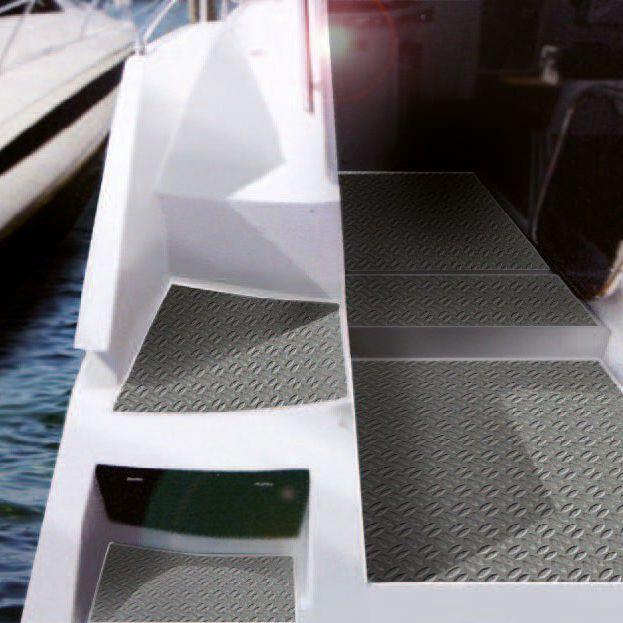 Revetement de sol pour bateau