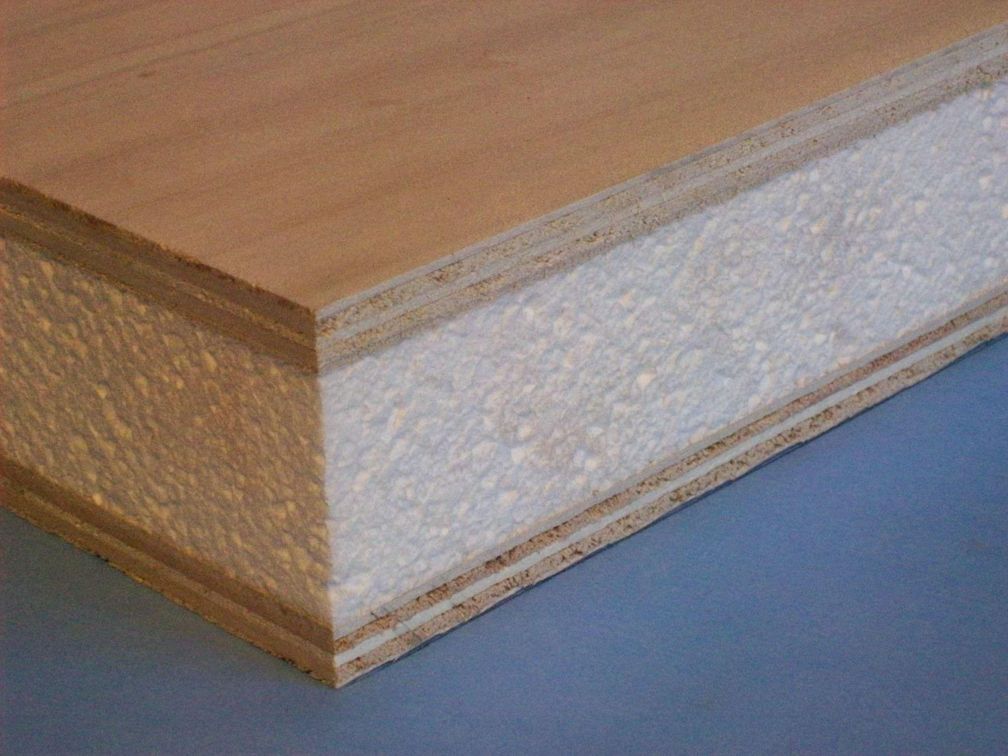 Panneau bois isolant thermique