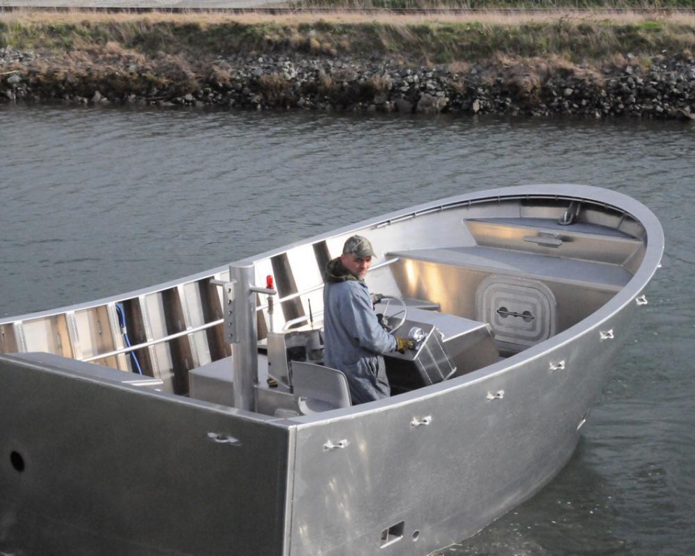 bateau de peche jon boat