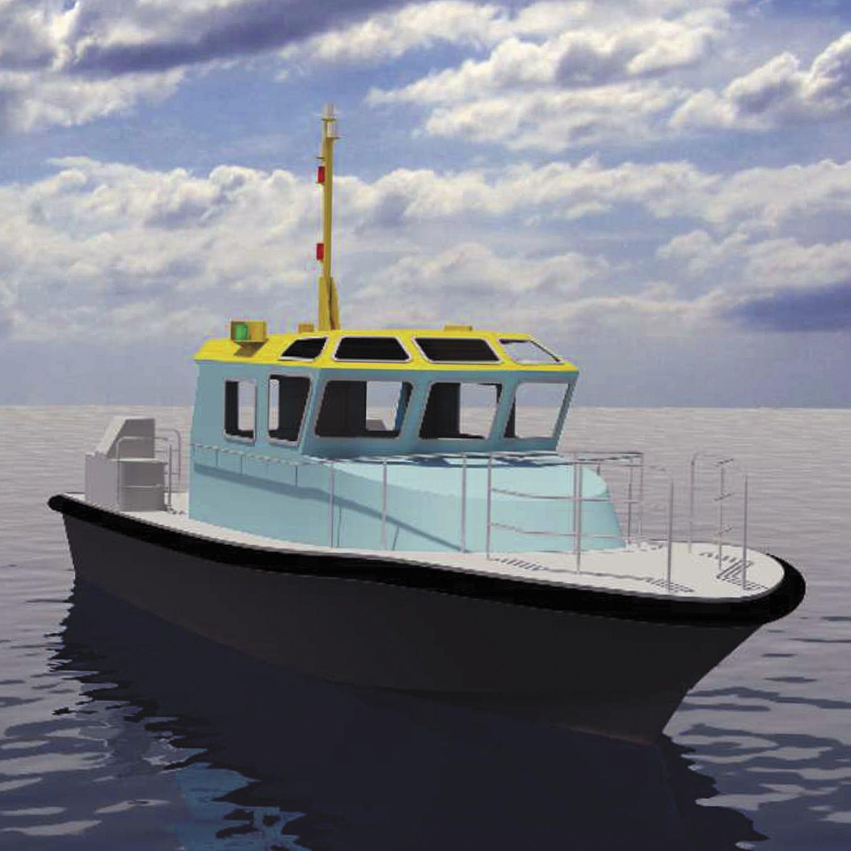 personnel sur un bateau