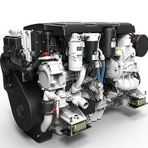 Moteur in-bord / diesel / turbo / common-rail