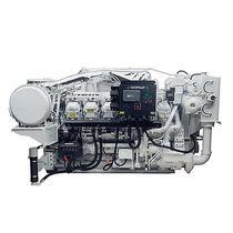 Moteur in-bord / diesel / turbo / injection directe