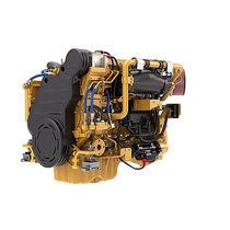 Moteur pour navire / auxiliaire / diesel / turbo