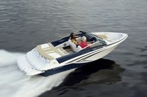 Runabout in-bord / bow-rider / max. 6 personnes / bain de soleil