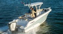 Coque open hors-bord / de pêche sportive / max. 10 personnes / T-Top