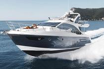 Motor-yacht de croisière / à fly / PRV / coque planante