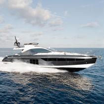 Motor-yacht de croisière / à fly / IPS / en PRV