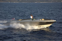 Runabout in-bord / bow-rider / max. 12 personnes