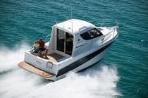 Bateau de pêche-croisière in-bord / max. 8 personnes
