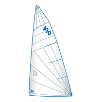 Grand-voile / pour voilier monotype / 420
