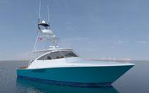 Vedette in-bord / open / de pêche sportive