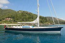 Sailing-yacht de course-croisière / sur mesure