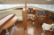 Sailing-yacht de course-croisière / à fly / sur mesure