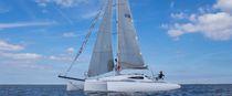 Trimaran / de course-croisière / cockpit ouvert / 1 cabine