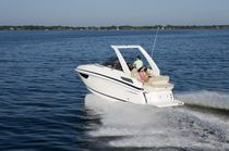 Cabin-cruiser in-bord / open