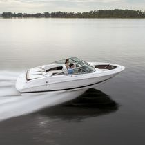 Runabout in-bord / bow-rider / max. 10 personnes