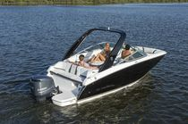 Runabout hors-bord / bow-rider / max. 12 personnes