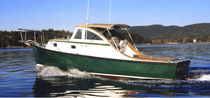 Cabin-cruiser in-bord / open / lobster
