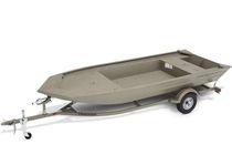 Jon boat hors-bord / de pêche sportive / en aluminium / max. 6 personnes