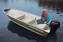 Canot hors-bord / de pêche sportive / en aluminium / max. 4 personnes