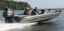 Bass boat hors-bord / à double console / de pêche sportive