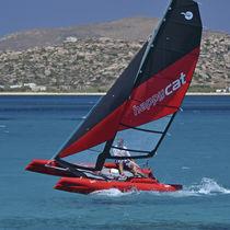 Catamaran de sport de loisir / gonflable