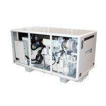 Groupe électrogène pour navire / diesel / rapide