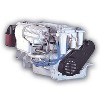 Moteur pour bateau professionnel / de propulsion / diesel / turbo