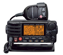 Radio pour navire / fixe / VHF / submersible