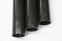 Profilé en fibre de carbone pour voiliers (rond)
