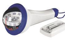 Compas de relèvement pour bateau / magnétique / portable