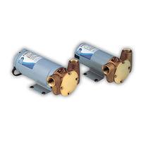 Pompe pour bateau / de cale / à eau / à turbine