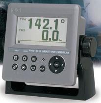 Afficheur pour navire / multifonction / LCD