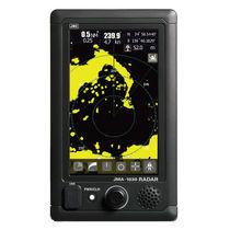 Radar pour navire / MARPA / couleur / écran tactile