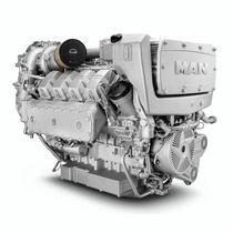 Moteur pour navire diesel / injection directe