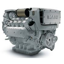 Moteur professionnel / in-bord / rapide / diesel