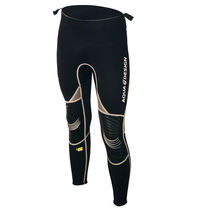 Pantalons de sports et loisirs nautiques / pour hommes / en néoprène