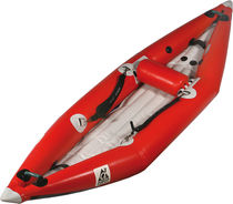 Kayak sit-on-top / gonflable / eau vive / 1 place