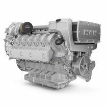 Moteur pour navire diesel / common-rail